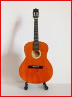 GUITARE CLASSIQUE MINIATURE! Collection Acoustique Instrument Deco flamenco mini