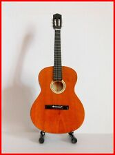 GUITARE CLASSIQUE MINIATURE! Collection Acoustique Instrument Deco flamenco mini