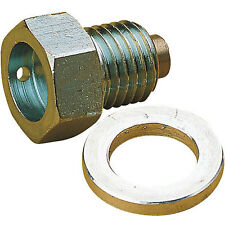 MOOSE RACING MAGNETIC DRAIN PLUG Honda XR600 1989-2000 and XR650L 1993-2006