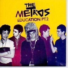 (N443) The Metros, Education Pt 2 - DJ CD