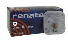 Renata 392 Silver Oxide watch battery replaces SR41W