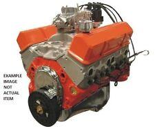 454 SBC KING CUBE STROKER CUSTOM ENGINE W/ CUSTOM CAM (CHOOSE COMPRESSION RATIO)