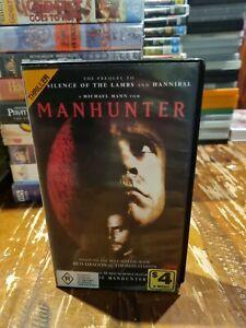Manhunter VHS