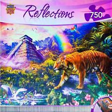 MASTERPIECES REFLECTIONS PUZZLE CLANDESTINE FOREST JAN PATRIK KRASNY 750 #31613