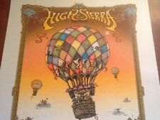 Spusta Widespread Panic Poster High Sierra 2010 silver Avett Brothers Crow Flies