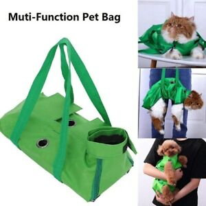 Hammock Helper Dog Cat Multi-Function Grooming Restraint Bags for All