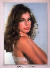 NASTASSJA KINSKI POSTER . TESS . CAT PEOPLE . TEXAS