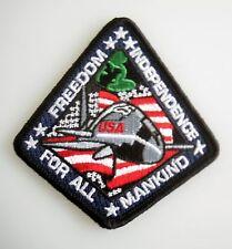 Armageddon - Roughnecks - Logo Patch Aufnäher - zum Aufbügeln - neu