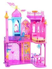 """Mattel BLP42 Barbie """"geheime Tür"""" Großes Schloss + Möbel und Zubehör , NEU , OVP"""