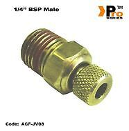 air compressor drain valve 1/4 inch BSP Air Fittings