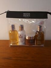 MOLTON BROWN TRAVEL SIZE GINGERLILY BODY WASHES