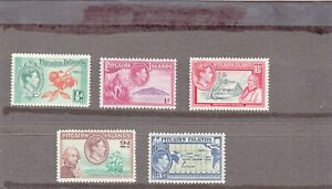 Pitcairn Islands Stamps.Pre Decimal