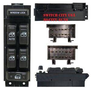 OEM Silverado Sierra 1500 2500 3500 Master Driver power Window Switch 15062650