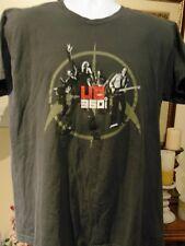 "U2 ""360 Tour"" shirt Extra Large worn once"