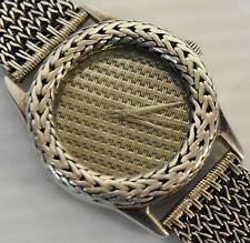 The John Hardy Collection ( SWC ) Sterling Silver Mesh Men's Watch - Ref. 4874