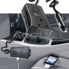 Ring MP : 120 12V voiture à 240V UK Maison secteur & USB prise 120W Mini