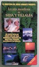 LOS ANOS MARAVILLOSOS DE SILVA Y VILLALBA  VHS VIDEOTAPE