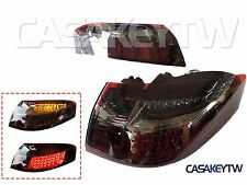 1999 -2004 Porsche 911 996 LED Tail Lights RED Smoke One Pair