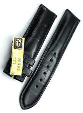 18mm XS Original Chronoswiss Alligator Watch Strap Uhrenarmband Band Damenlänge