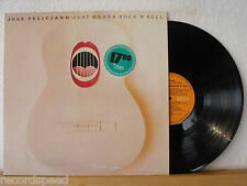 ★★ LP - JOSE FELICIANO - Just Wanna Rock´n´Roll - GER RCA 1975