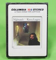 Kenny Loggins Nightwatch 8 Track Stereo Tape Cartridge Album 1978 NOS Sealed