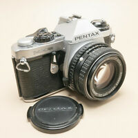 Pentax ME Super c/w Pentax-M 50mm f/1.7 - Full Strip-Down Service - Excellent