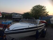 17ft 85hp Speed Boat 7 Seater - 85hp 2 Stroke Johnson Outboard