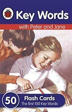 Key Words: Flash cards by Ladybird Hardcover Book 9781409302766 NEW