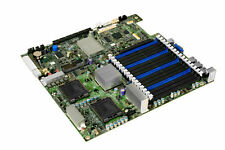 Intel Server Board s5400sf Scheda Madre + 2 x Xeon Quad Core CPU l5420 2,50 GHz