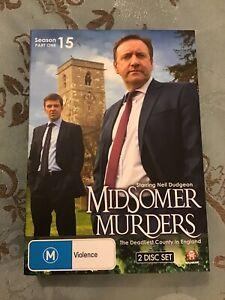 Midsomer Murders : Season 15 : Part 1