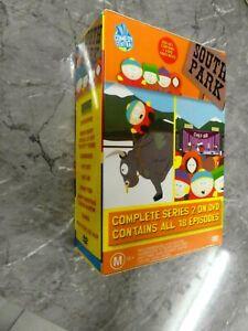South Park Complete Series 2, 18 Episodes(DVD, Region 4, 4 -Disc set) D4