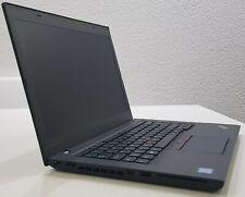 Lenovo ThinkPad T460 Intel® Core™ i5-6300U 2,4 GHz 256GB SSD 8GB RAM FullHD IPS