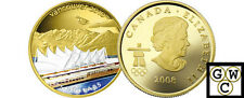 2008 Proof $75 Gold 14K Home of the 2010 Olympic Winter Games (OOAK) (12100)!