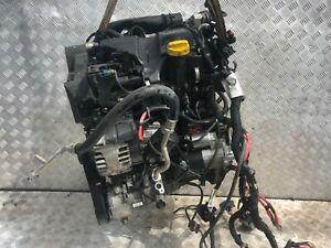RENAULT MEGANE MK3 1.5 DCI DIESEL K9K836 COMPLETE ENGINE WARRANTY