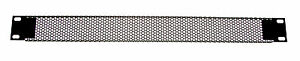 Procraft Single Space 1U Vented Perforated Steel Rack Panel         VRP-1