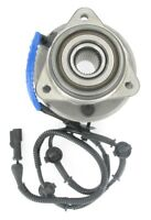 Wheel Bearing and Hub Assembly Front SKF BR930343