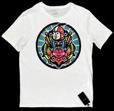 Men's Armani Exchange A/x Street Art Garcia T-shirt Tee Shirt L Large Cool
