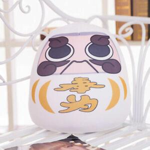 30/40cm New Cartoon Onmyoji Dharma Doll Pillow Cushion Kid Toy Plush Gift