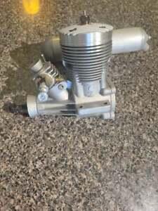 K & B 65 Nitro Engine