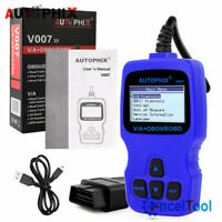 For VW Audi Skoda Seat Appropriative OBD2 Scanner Code Reader Diagnostic Tool