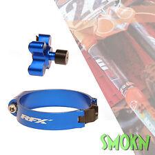 RFX Launch Control Yamaha YZ 125 250 YZF 250 450 04-17 Azul MX orificio de disparo dispositivo