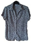 BHS Ladies Crinkle Blouse size 16