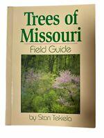 Trees of Missouri Field Guide Book Paperback by Stan Tekiela 2006