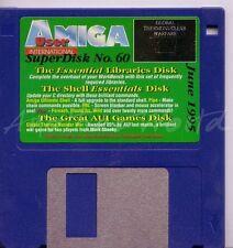 Amiga User International - Magazine Coverdisk - Superdisk 60 <MQ>