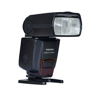 Yongnuo YN560 IV Flash Speedlight for Canon Nikon Pentax Olympus USA Model Sony