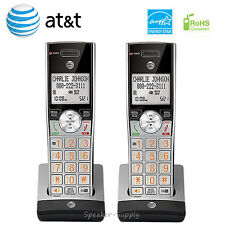 At&T 2 Pack Cl80115 Accessory Expansion Additional Cordless Handset for Cl84215