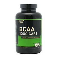 Optimum Nutrition BCAA 1000 BCAA 200caps Branch Chain Amino Acids