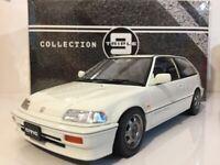Honda Civic EF-3 Si 1987 White T9-1800104 Scale 1:18