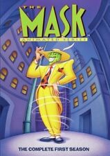 THE MASK - ANIMATED SEASON 1  - DVD - UK Compatible