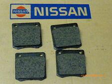 Original Nissan-Datsun 280ZX,Silvia Bremsbeläge hinten DD060-P6525 44060-P6525